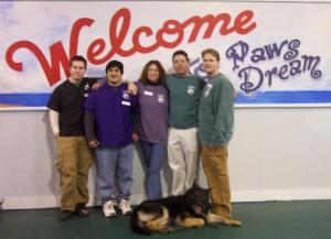 Paws Dream Opening